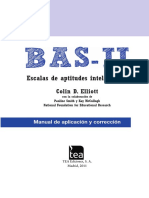 Extracto Manuales BAS-II