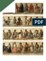 Castas de Mexico Antiguo