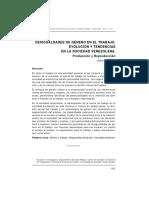 Desigualdades de Genero en El Trabajo-Doris Acevedo