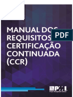 CCR Handbook Updated 04-2016 Portuguese