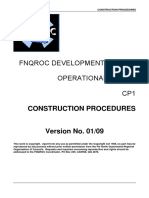 CP1 Construction Procedures 01 09