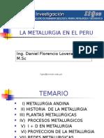 La Piro Metalurgia en El Peru (1)