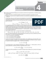 Tema 4 - Espontaneidad Reacciones Químicas