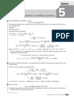 Tema 5 - Cinética y Equilibrio Químico