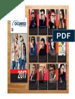Calendar Ocumed 2017