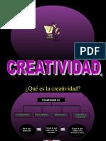 presentación creatividad