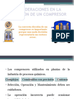 Seleccion de Compresores