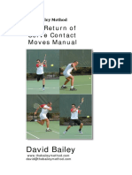 The Return of Serve Contact Moves Manual
