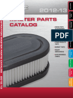 Master Parts Catalog MS4185