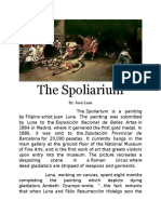The Spoliarium