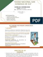 Programa de auditoria cuenta 42-43