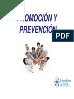 Area Promocion y Prevencion