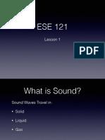 ESE121 Lesson1