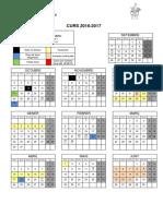 Calendari 1617 General