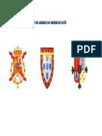 Brazão de Armas Da Ordem de Avis