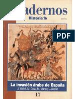 Cuadernos Historia 16 017 1995 La Invasion Arabe De España.pdf