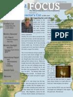 Drive-In Ministries Focus Newsletter Jan-Feb 2017