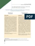 Paco C., R. - Clima Organizacional y Desempeño 344-1431-5-PB