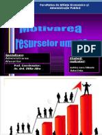Proiect Motivarea Resurselor Umane 120229032401 Phpapp01