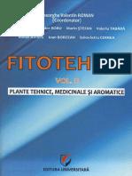 Fitotehnie Vol. II