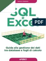 SQL e Excel_ Guida Alla Gestion - Marco Ferrero