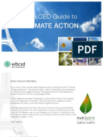 CEO Guide to Climate Action 2015