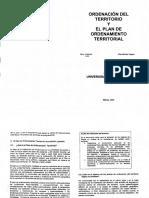 3- Méndez. Ordenación Del Territorio y El Plan