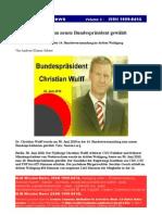 Bundespraesident Christian Wulff