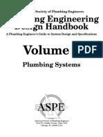 Plumbing Engineering Design Handbook - Vol 2 (2004)