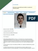 Selma Heloísa Artigas Da Silva (Assassinato) _ Gabriela Sou Da Paz - Diga Não à Impunidade
