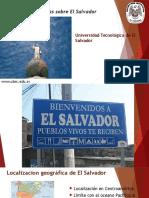 Briefing on El Salvador in Spanish