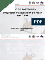 Conferencia 1 Tema II Analisis de redes de distribucion