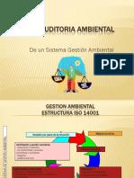 3.4 Sistemas de Gestión Ambiental