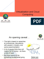Week 13 - 14-Cloud Computing and Virtualization