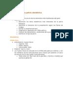 Evaluación de La Pelvis Obstétrica