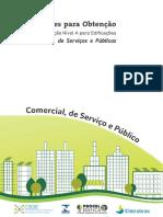 Diretrizes Classificação a Edif Comerciais Serviços Públicas-Zonas Bioclimáticas