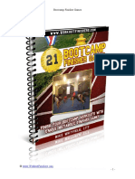 Bootcamp Finisher Games