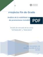 Carla Gavilanes - Viabilidad Promociones Inmobiliarias PFC
