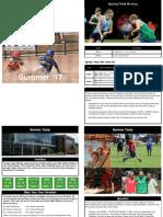 Summer '17 Brochure
