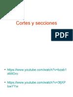 SEMANA 4 Cortes y Secciones