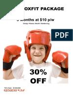 Kids Boxfit