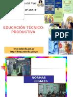 MED Diseño Curricular Ciclo Básico ETP