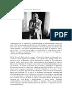 El Ojo Del Poder (Entrevista) - Michel Foucault
