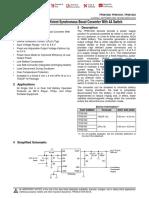 Tps61030 - Boost Ic Ti