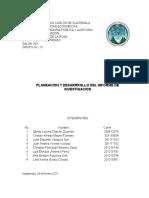 02-Planeacion y Desarrollo Del Informe de Investigación