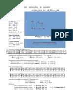 Hoja Excel Para El Cálculo y Diseño Estructural de Escaleras