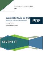 Guía Lync 2013 Enterprise en Español