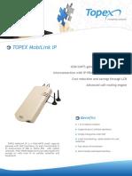 Topex MobiLink IP En