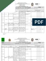 Planificacion de Geometria Analitica i 2017