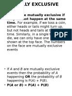 Probability 3